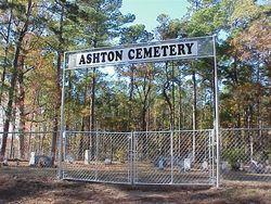 Ashton Cemetery #01