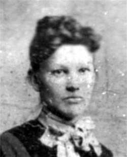Anna Harris <I>Parrott</I> Caudle
