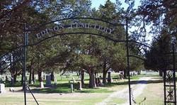 Edison Cemetery