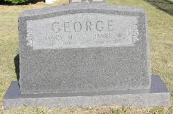 Nancy M. <I>Beckerdite</I> George