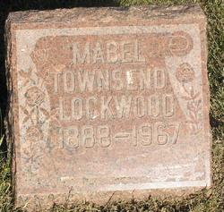 Mabel Leona Townsend <I>Cox</I> Lockwood