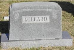 Grace E <I>Carpenter</I> Millard