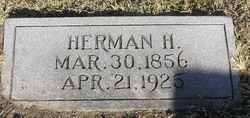 Herman H Hassell