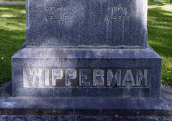 "Mary Ellen ""Nellie"" <I>O'Donnell</I> Wipperman"