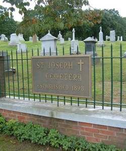 Saint Joseph Cemetery (New)