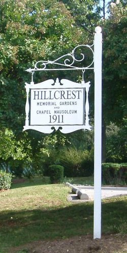 Hillcrest Memorial Gardens and Chapel Mausoleum