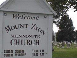 Mount Zion Mennonite Church Cemetery