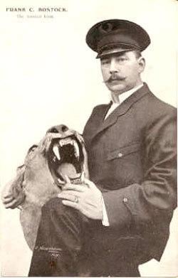 Frank Charles Bostock