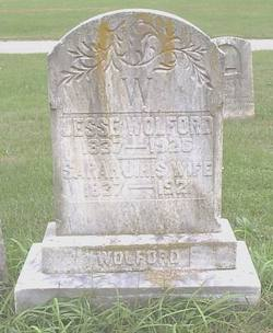 Jesse Wolford
