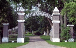 Saint Michaels Catholic Cemetery
