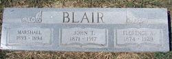 Marshal Edwin Blair