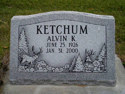 Alvin Kennith Ketchum