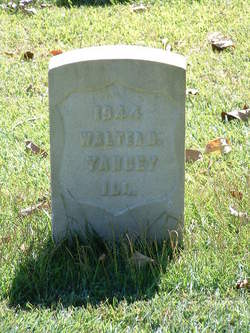 Pvt Walter C. Yancey