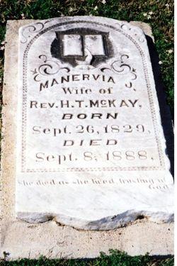 Manervia J. <I>Warren</I> McKay