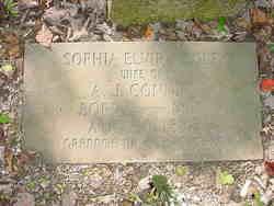 Sophia Elvira <I>Ogle</I> Conner