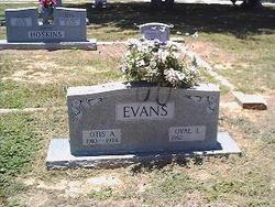 Oval Lydia <I>Mundine</I> Evans