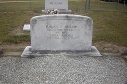 Emma Florence <I>Abrams</I> Hellams