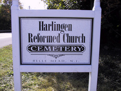 Harlingen Reformed Church Cemetery