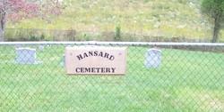 Hansard Cemetery