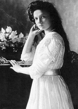 Tatiana Nikolaevna Romanova