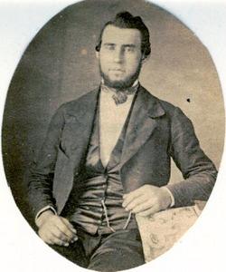 Pvt Israel F. Barnes