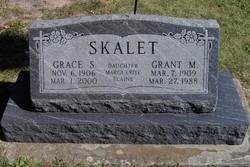 Grace S. <I>Steensrud</I> Skalet