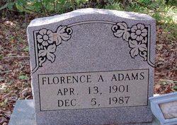 Florence A. Adams