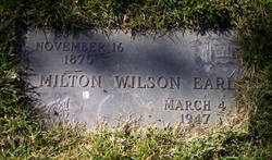 Milton Wilson Earl