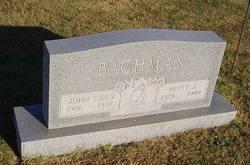 """John S. """"Les"""" Bachman"""