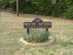 Shuff - Myers Pioneer Cemetery