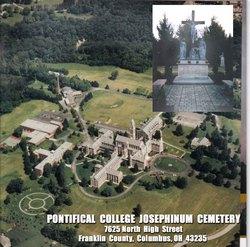 Pontifical College Josephinum Cemetery