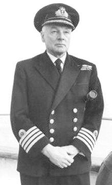 Capt Gordon Charles Steele