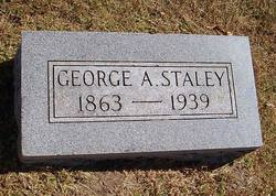 George A Staley