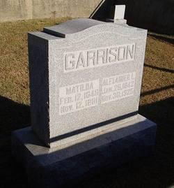 Alexander L Garrison