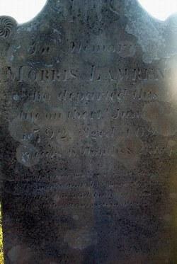 Morris Lawrence