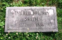 Winifred <I>Brickey</I> Smith