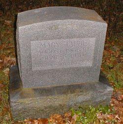 Mary <I>Adams</I> Taube