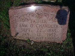 Sam O. Chandler
