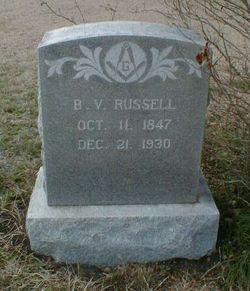 "Buena Vista ""Buny"" Russell"