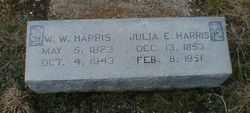 William Walter Harris