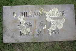 P Dillard Adair