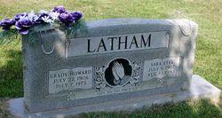 Sara Etta <I>Murphree</I> Latham