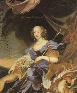 Eleonore Magdalena Gonzaga of Mantua-Nevers