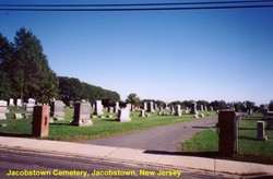 Jacobstown Cemetery