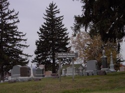 West Blue Mounds Lutheran Cemetery