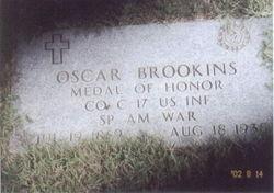 Oscar Brookins