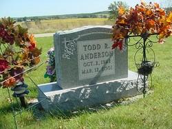 Todd R Anderson