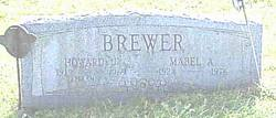 Mabel A. Brewer