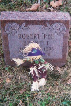 """Robert """"Peg"""" Bennett"""