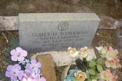 James Hallie Workman